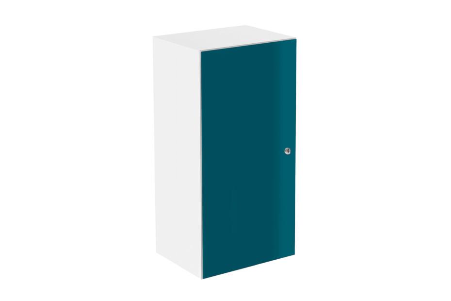 Cabinet module, lockable