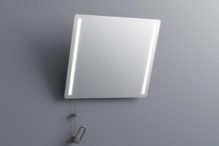 LED Adjustable mirror basic