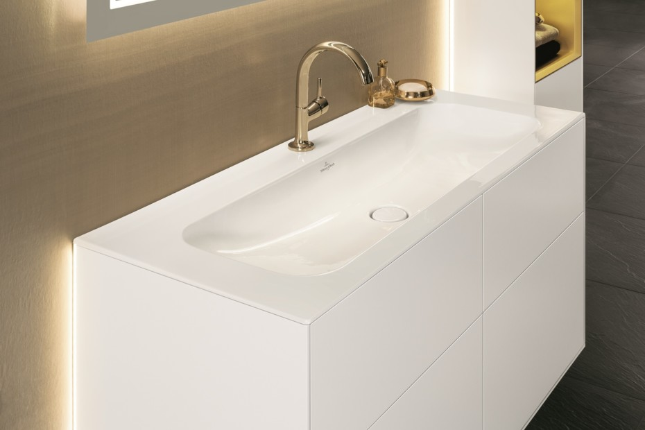 Vanity washbasin Finion