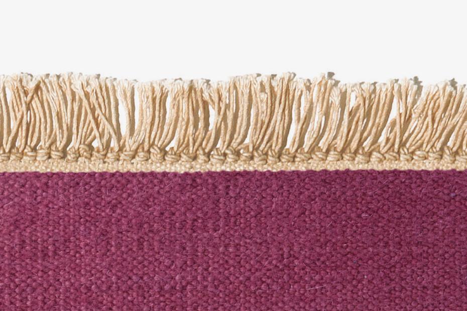 Vintage Naturally Coloured Fringes
