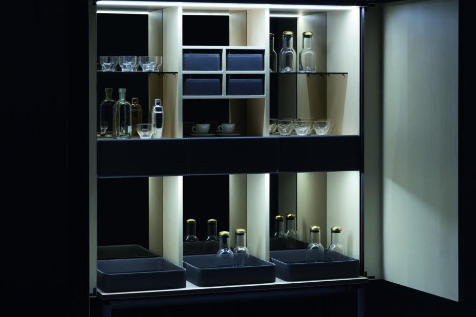 Fidelio Cabinet By Poltrona Frau Stylepark