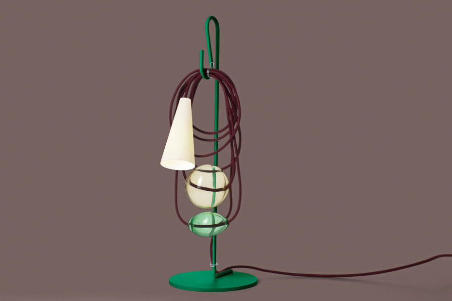Filo table lamp