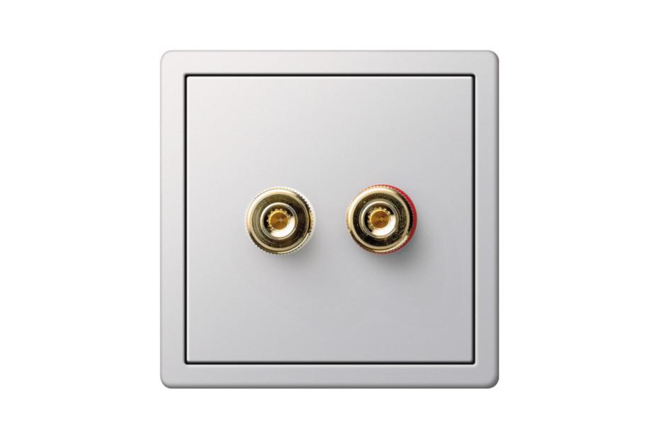 Flächenschalter Audio Steckverbinder