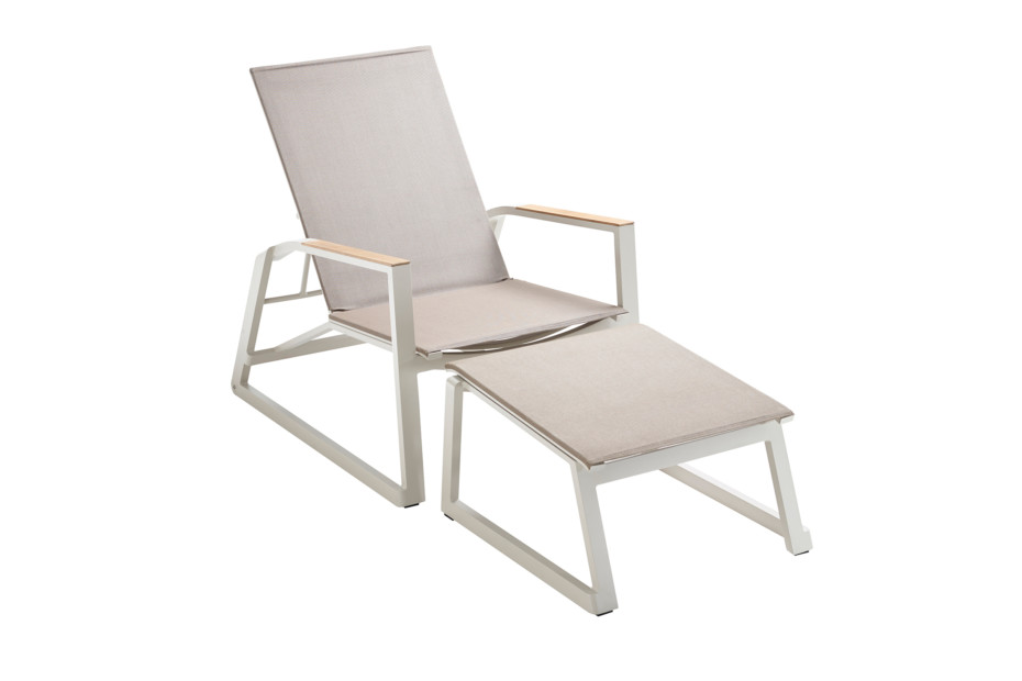 Foxx deck chair