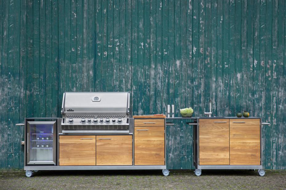 BASIC Outdoor-Küche