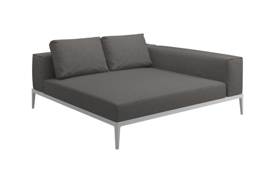 Grid lounge unit