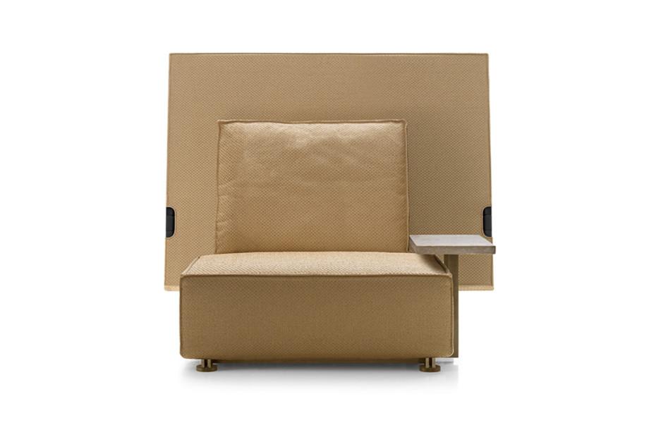 哦,下雨!扶手椅