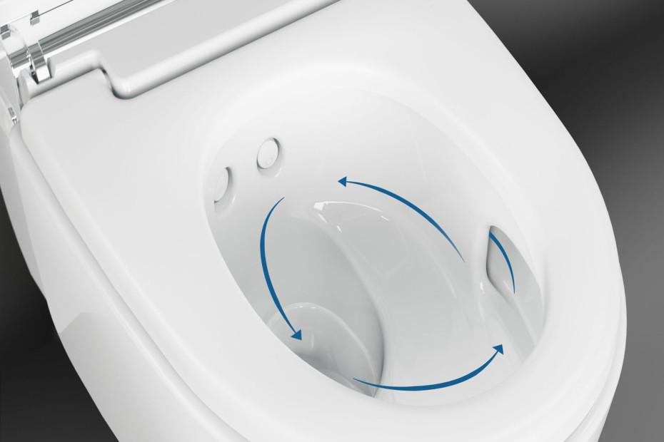 Shower toilet AquaClean Mera Comfort