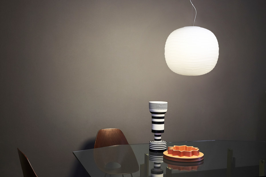 Gem pendant lamp
