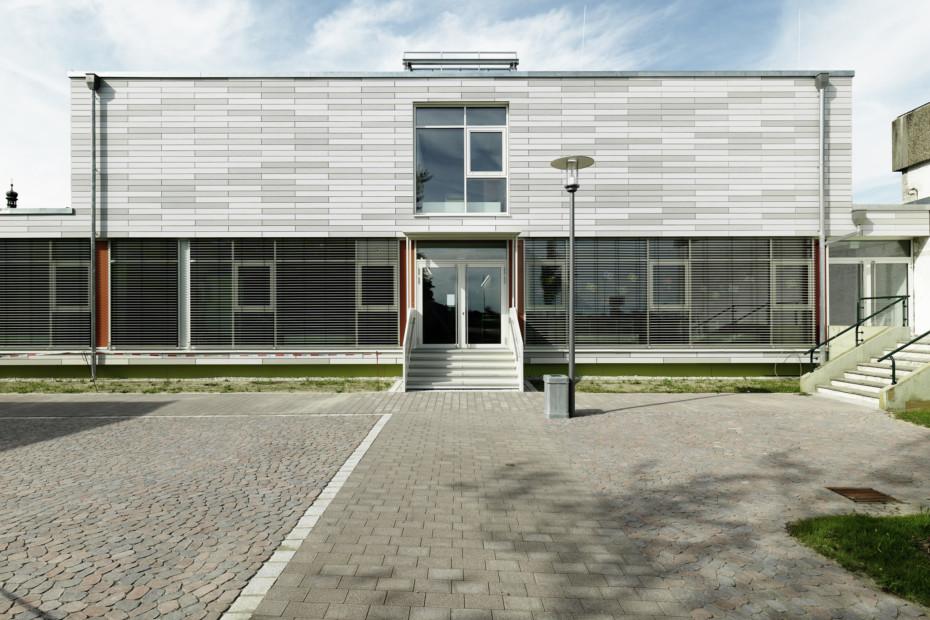 öko skin, Alburg secondary school