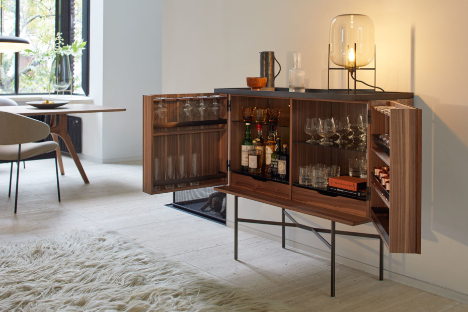 HARRI bar cabinet