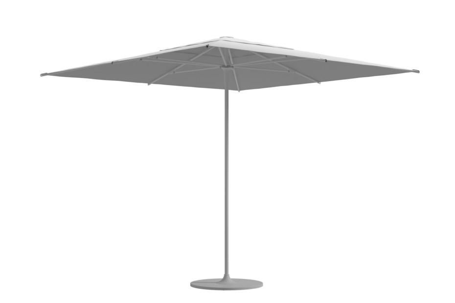 Halo square push-up parasol