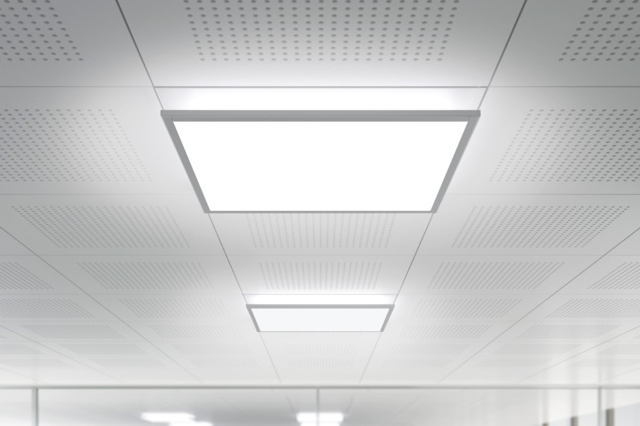 IDOO.fit Recessed and Surface-Mounted Luminaire