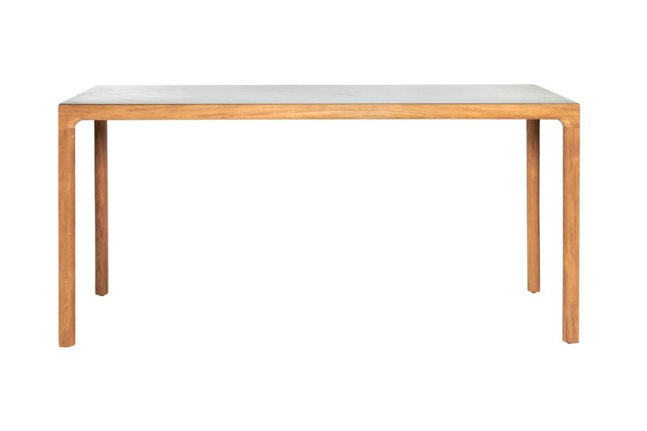 Illum teak bar table