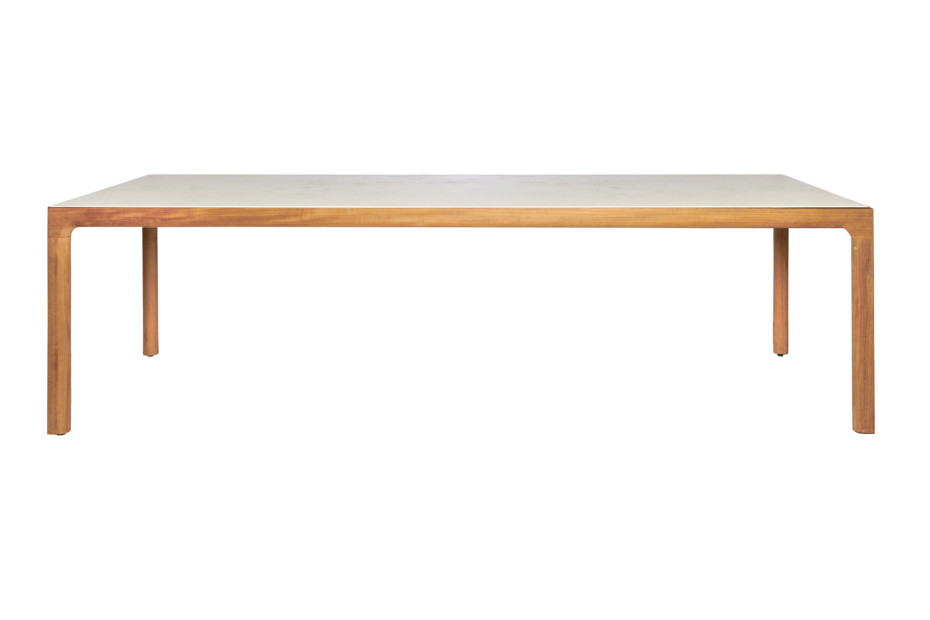 Illum teak dining table