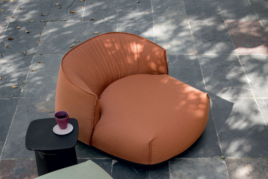 Brioni Outdoor Loungesessel