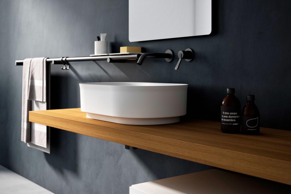 Immersion washbasin