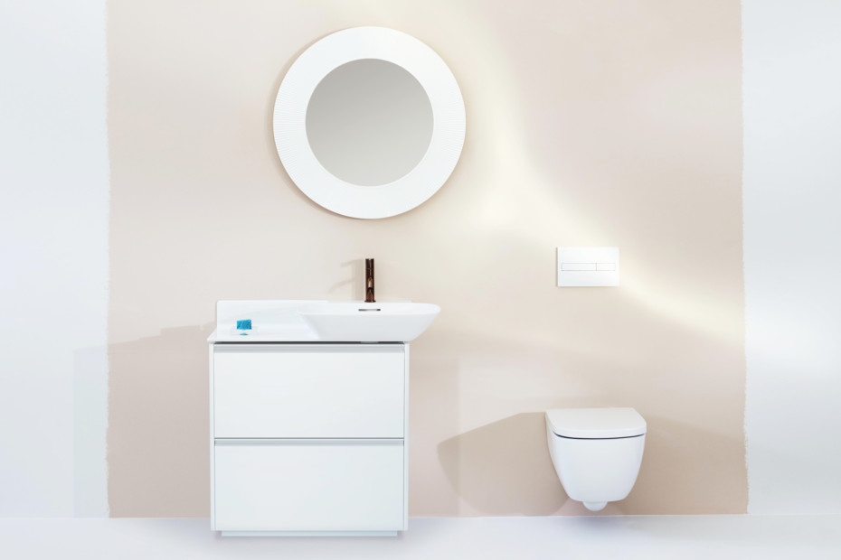 Ino vanity unit floorstanding