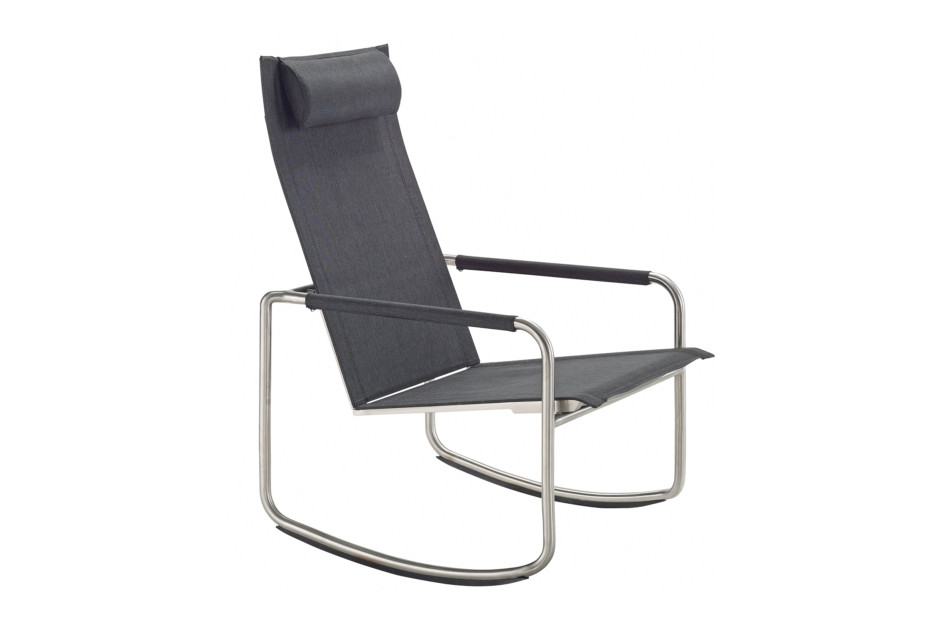 Jardin rocking deck chair