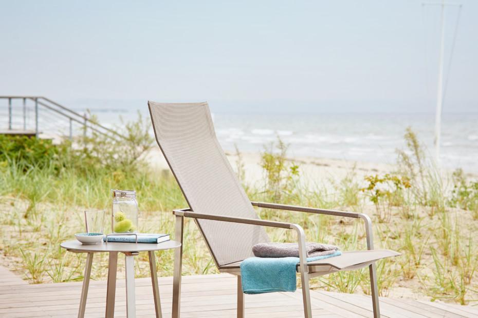 Jazz deck chair