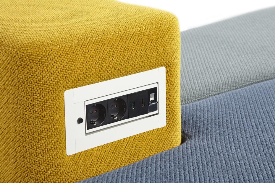 Calder Sitzsystem