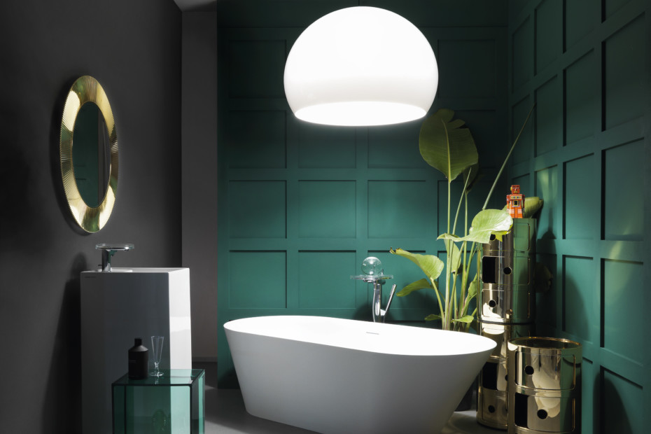 Kartell by Laufen bath tub free-standing