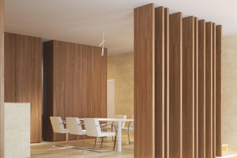 Esprit double ceiling