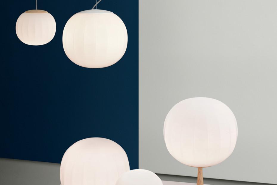 Lita suspended lamp