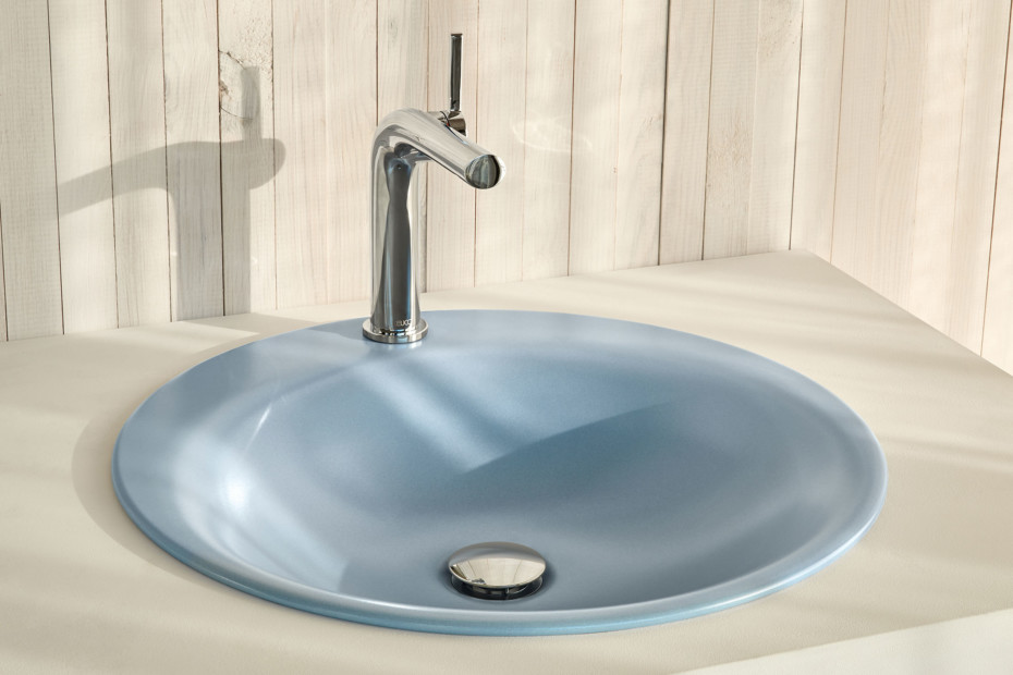 BETTELUX OVAL Built-in washbasin
