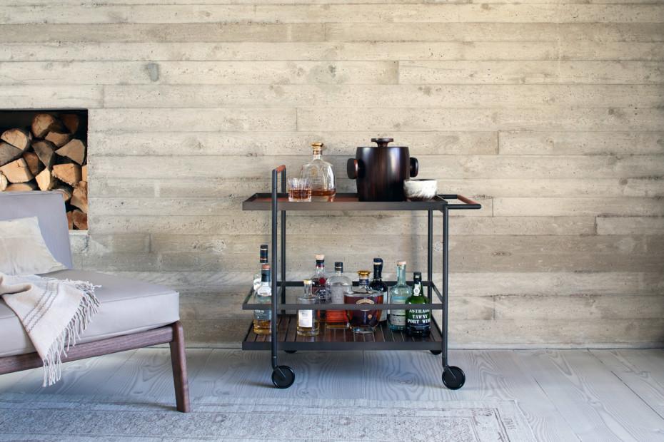 HARRI bar trolley