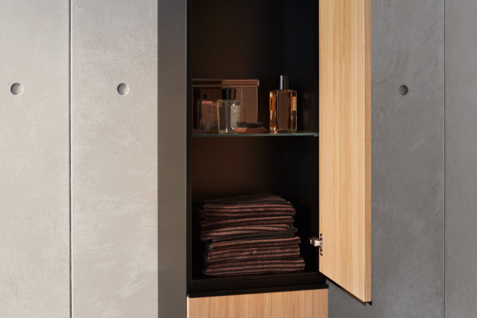 Memoria tall cupboard