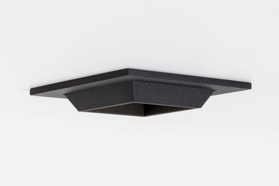 Qbini LED Einbauleuchte square-tapered