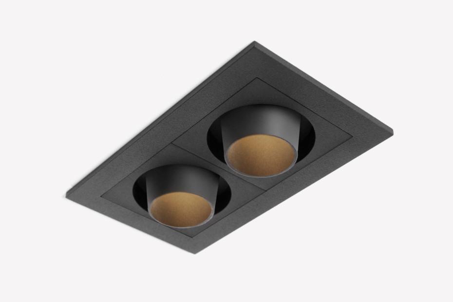 Qbini LED Einbauleuchte round-in