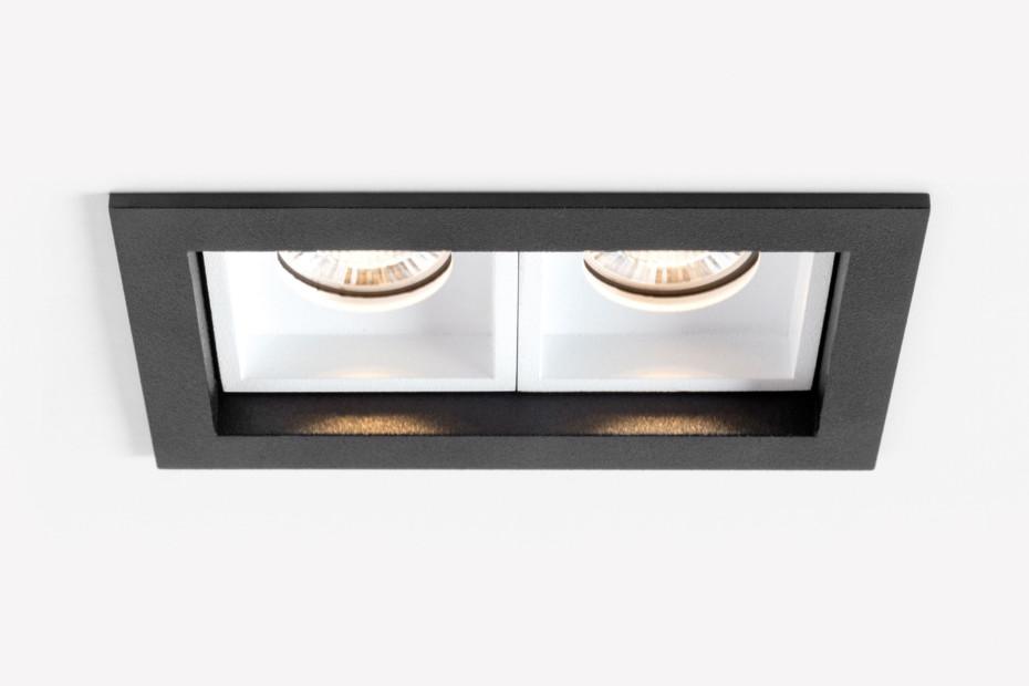 Qbini LED Einbauleuchte square-in