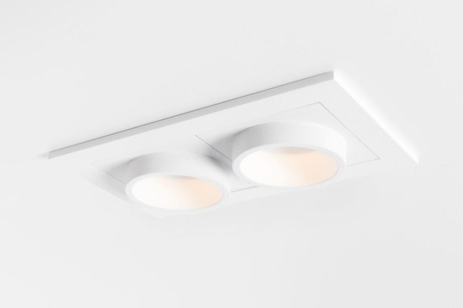 Qbini LED Einbauleuchte round-out