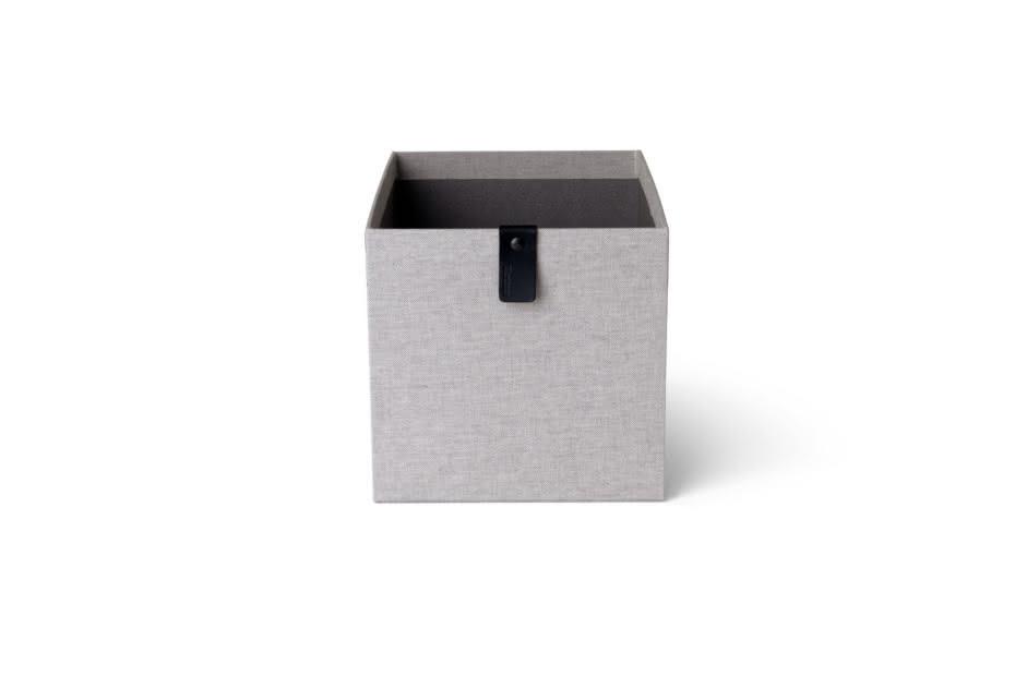 Hall canvas storage box