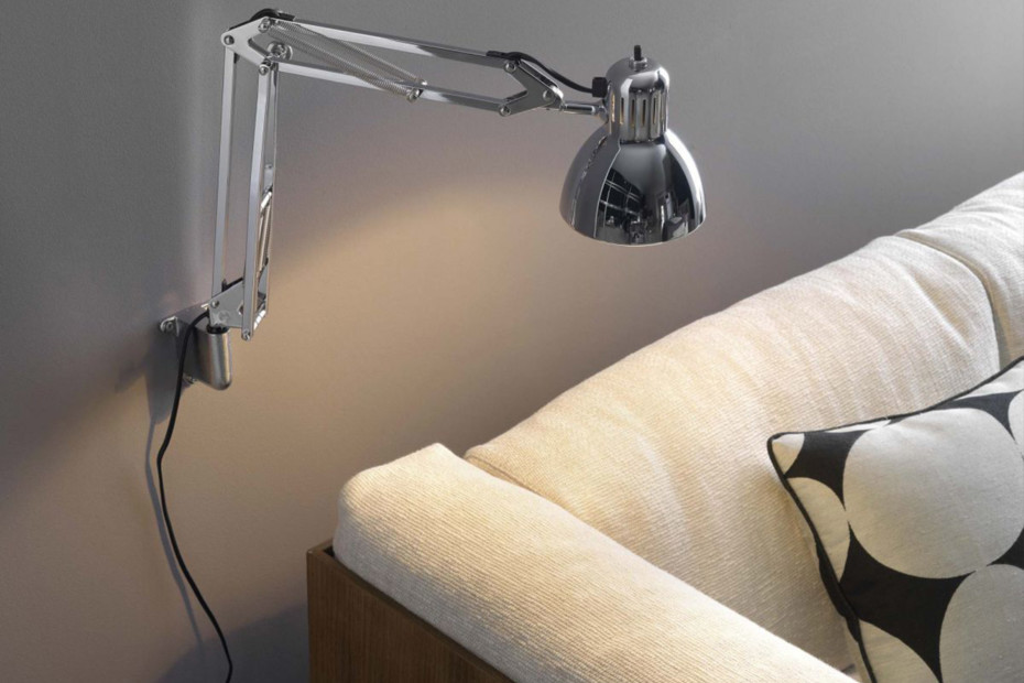 Naska wall lamp