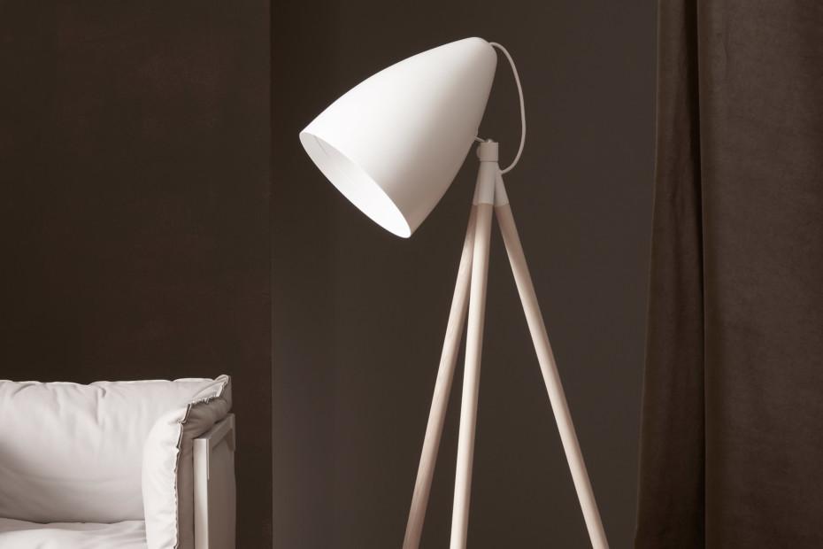 Orbit floor lamp