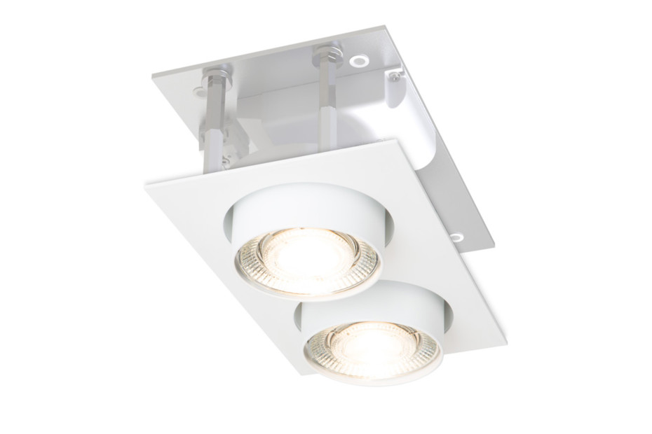 wittenberg 4.0 recessed concrete spotlight wi4-be-2e-rl