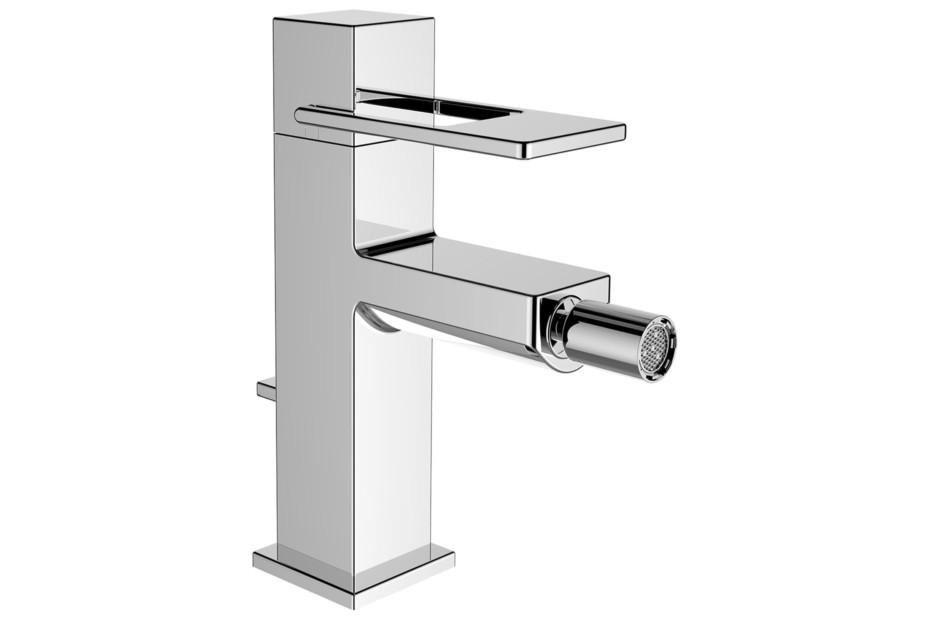 Quadriga washbasin/bidet mixer