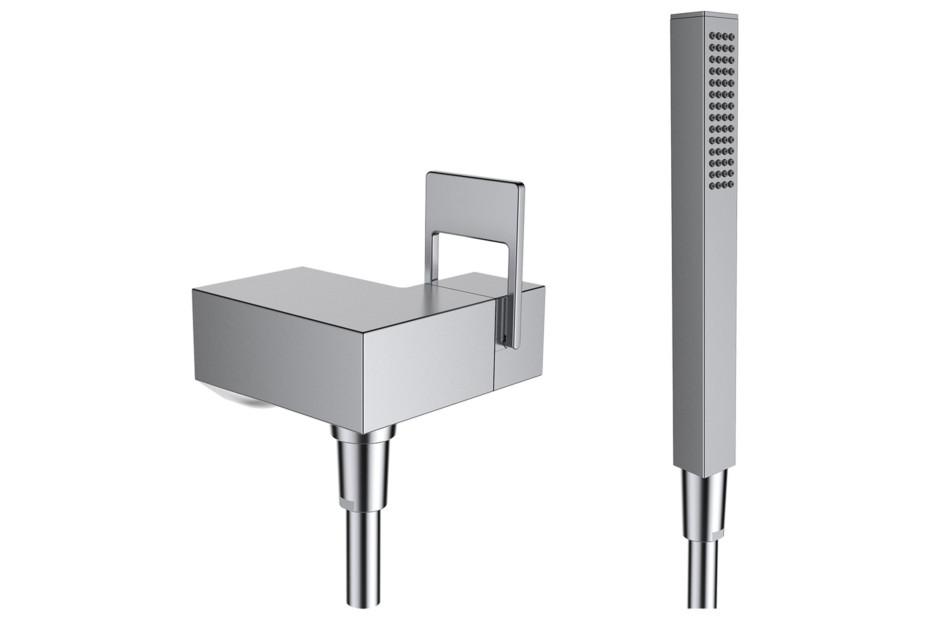 Quadriga bath/shower mixer