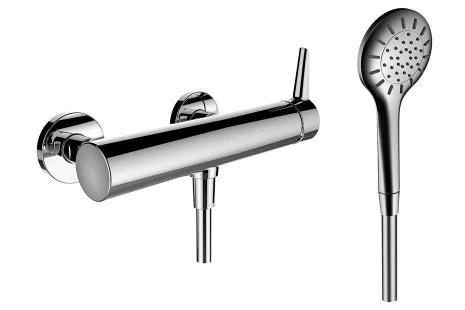Val bath/shower mixer