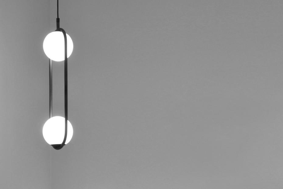 C_Ball pendant lamp