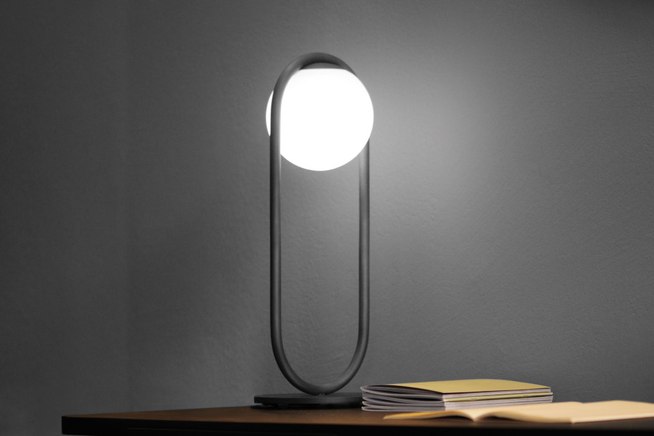 C_Ball table lamp
