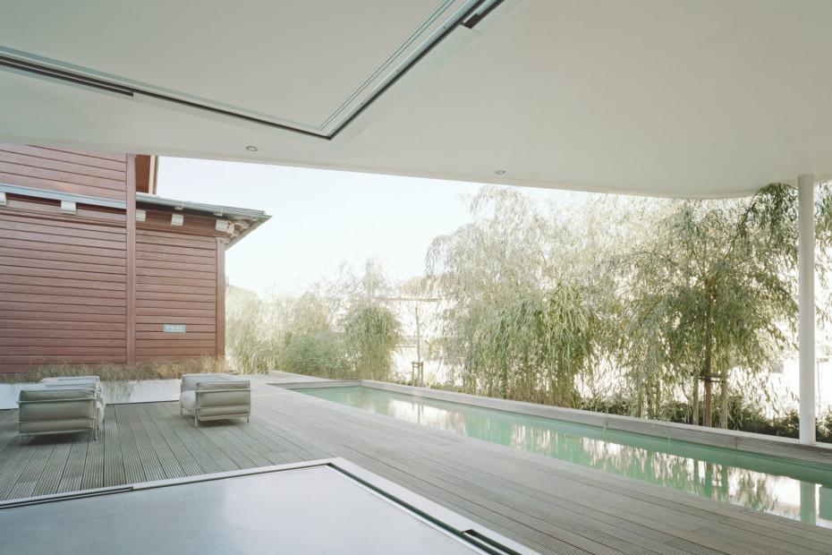 Pavillon auf Rügen