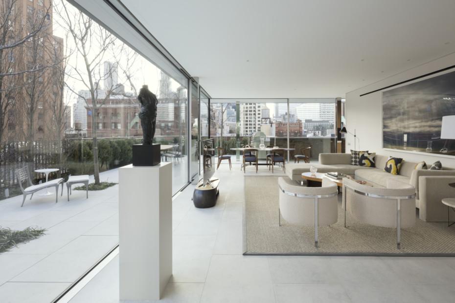 Penthouse Harrison Street