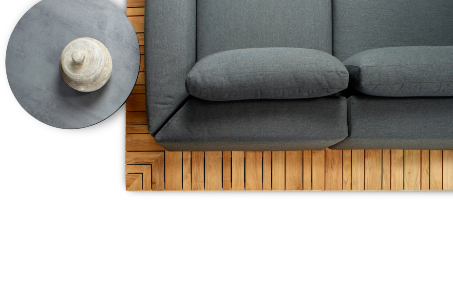 Plateau lounge sofa 2