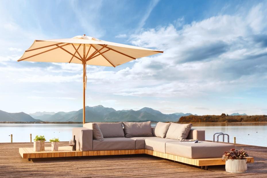 Plateau lounge sofa 1