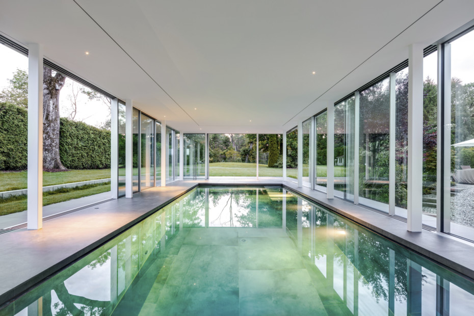 Poolhouse Ismaning