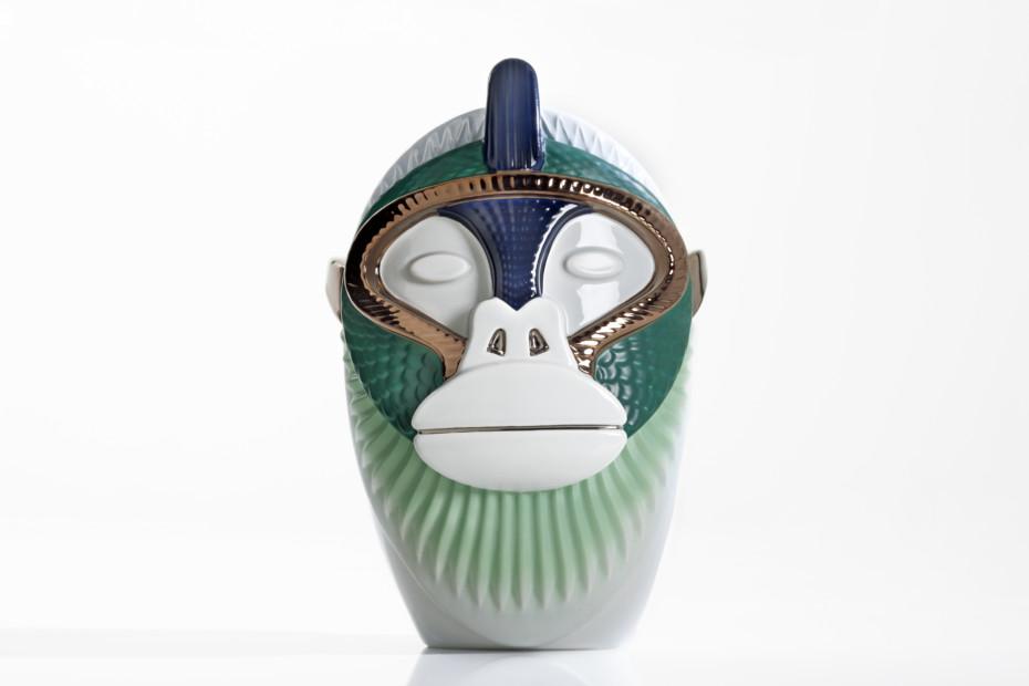 Primates Vases